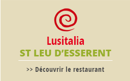 Pizzeria Lusitalia à Saint Leu D'Esserent
